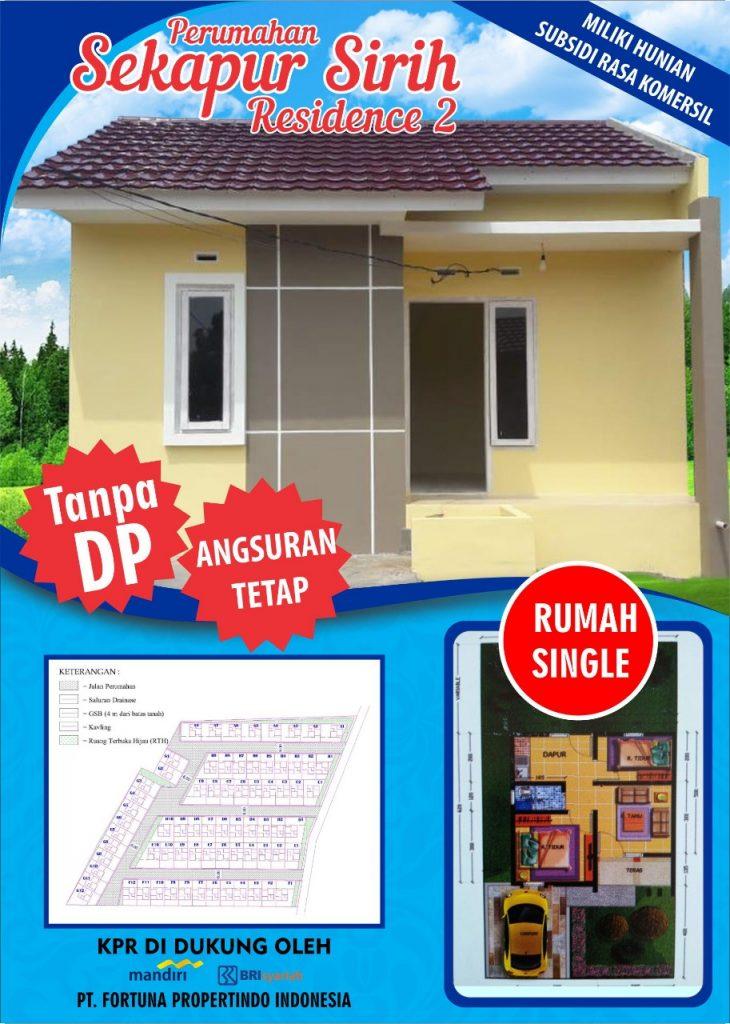 Sekapur Sirih 2 Residence Jambi