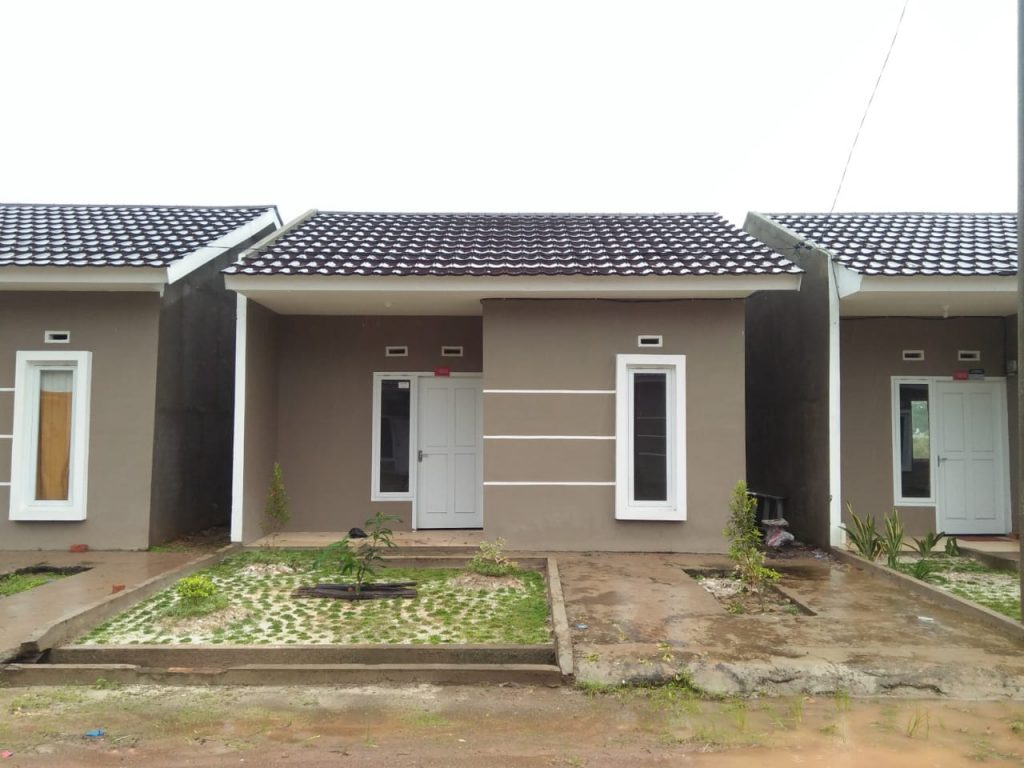 Contoh rumah Residence Jambi