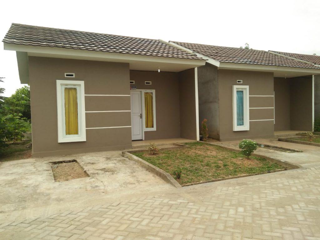 Contoh Rumah Sekapur Sirih Residence