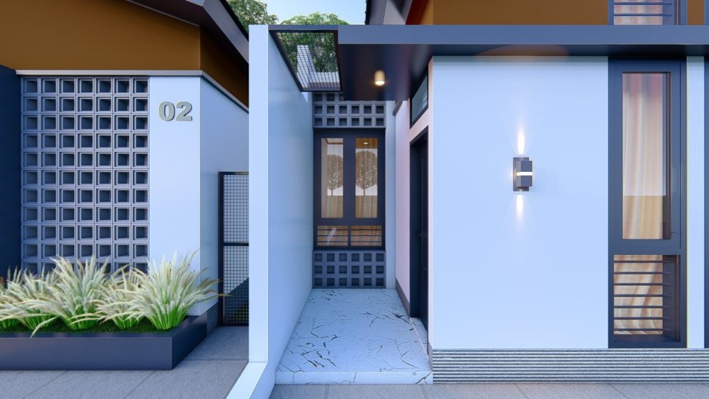 Samping rumah 2