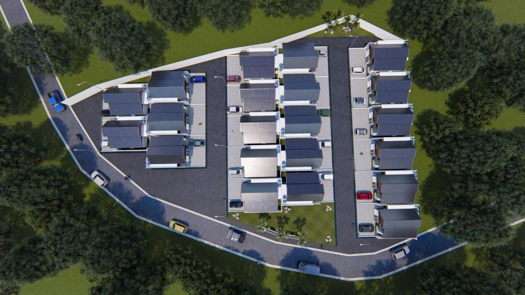 Site Plan 3D